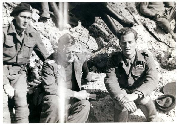 With General Kreipe