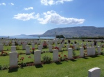 Commonwealth War Graves Cemetary, Souda Bay, Crete