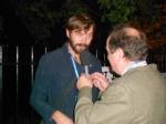 Jim Naughtie interviews Nick Hunt