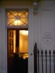 The entrance to John Murray 50 Albemarle Street