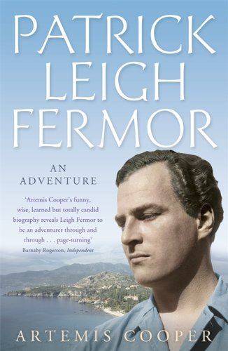 Patrick Leigh Fermor: An Adventure paperback cover