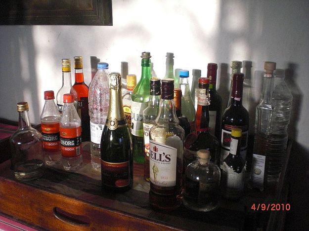 Kalamitsi drinks' cabinet 2010 by Rodolp de Salis