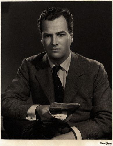 Paddy by Mark Gerson, bromide print, February 1954 (National Portrait Gallery)