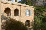 Patrick and Joan Leigh Fermor house - external view